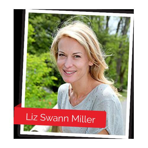 Liz Swann Miller, creator of The Red Tea Detox