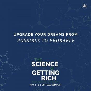 The Science of Getting Rich Seminar
