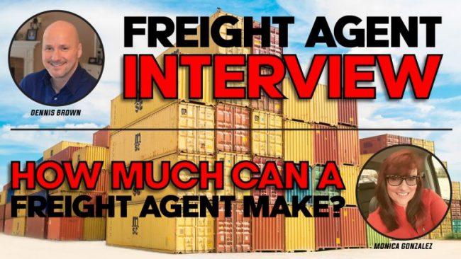 Freight Agent Training