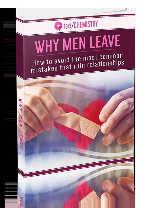 Why Men Leave E-Book