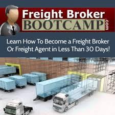 freight broker boot  camp