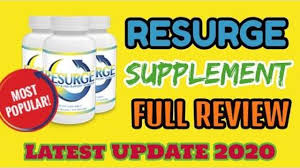 Resurge Supplement Review