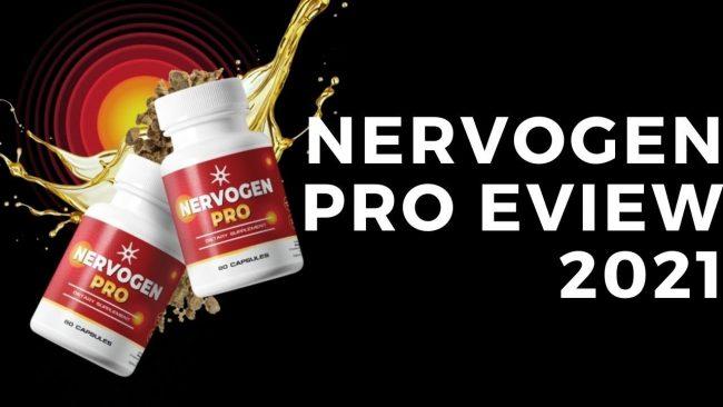Nervogen Pro Review