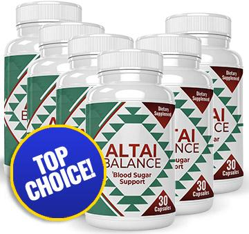 Altai Balance supplement